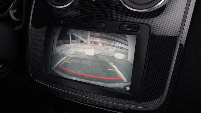 Sandero Stepway - Parking camera