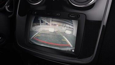 Sandero Stepway - Caméra de recul