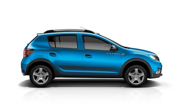 Dacia Sandero Stepway - Afmetingen en specificaties
