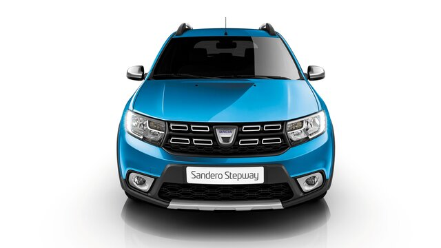 Sandero Stepway front end