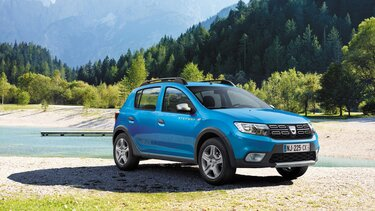 Otkrijte model Sandero Stepway