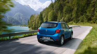 Dacia Sandero Stepway engines