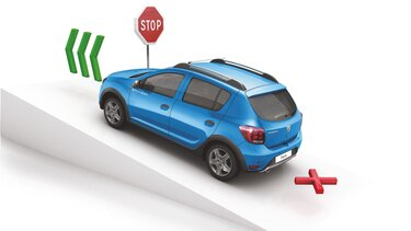 Sandero Stepway - Driving assistance