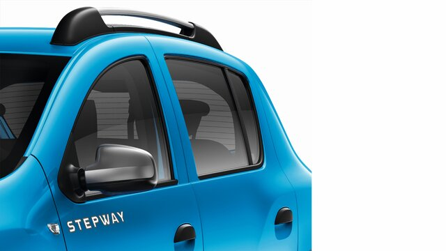 Sandero Stepway roof bars