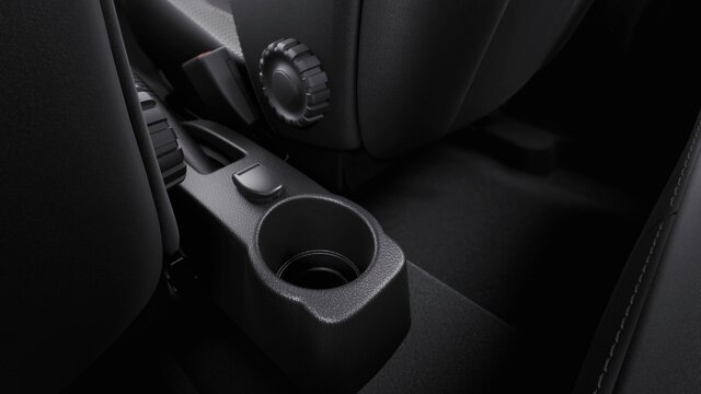 Sandero Stepway - rear socket