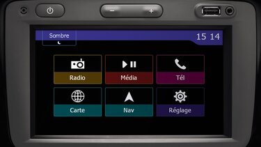Sandero Stepway – Media Nav Evolution