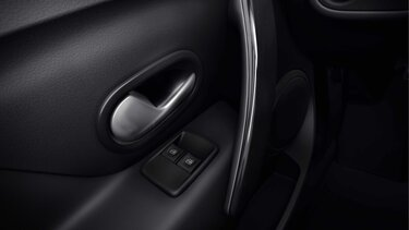 Sandero Stepway - window controls