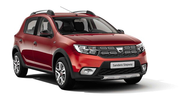 Dacia Sandero Stepway Adventure