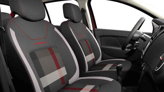 Sandero Stepway Techroad Interni