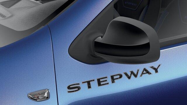 Dacia Sandero Stepway 15ème anniversaire design extérieur