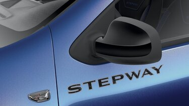 Dacia Sandero Stepway 15° anniversario design esterno