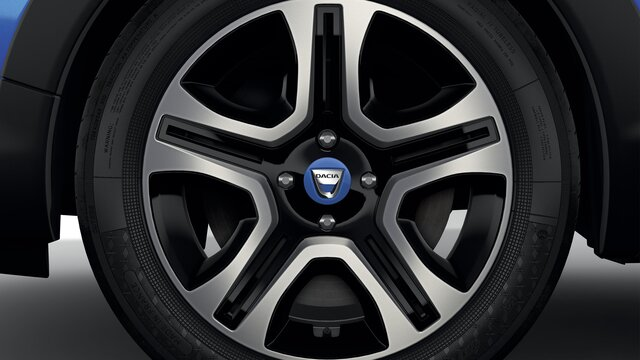 Dacia Sandero Stepway – zunanjost ob 15. obletnici