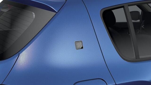 Dacia Sandero Stepway 15th anniversary exterior design