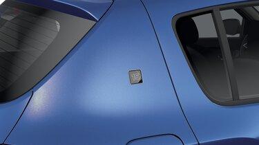 Dacia Sandero Stepway Celebration - vnější vzhled