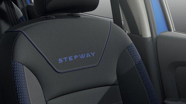 Dacia Sandero Stepway 15th anniversary interior design