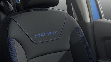 Dacia Sandero Stepway 15th anniversary interior design