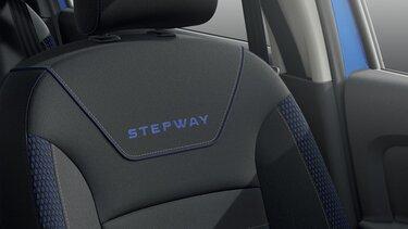 Dacia Sandero Stepway 15 aniversario diseño interior