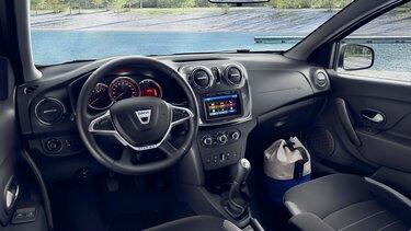Dacia Sandero Stepway - Dashboard interior