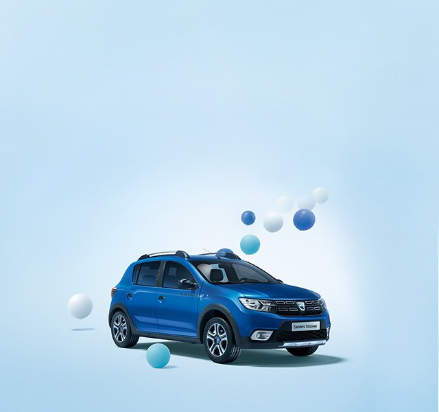 Dacia Sandero Stepway 15th anniversary design