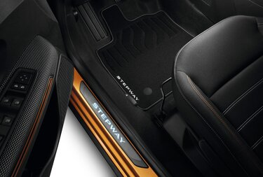 Sandero Stepway Premium-Fußmatten