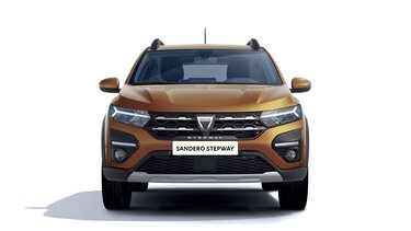 Sandero Stepway - crossover front end