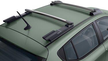 Modular roof bars - Sandero Stepway