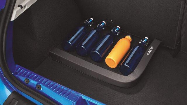 Sandero - mobilní organizér zavazadlového prostoru