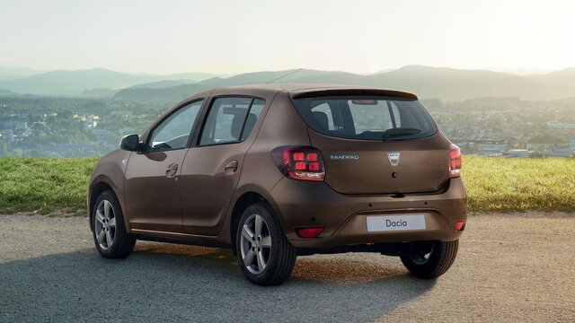 Sandero - Dacia City Car