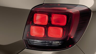 Sandero - Rear light