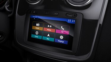 Multimedia display Media Nav Evolution Sandero