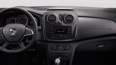 Оборудване на Sandero – Dacia Plug&Radio