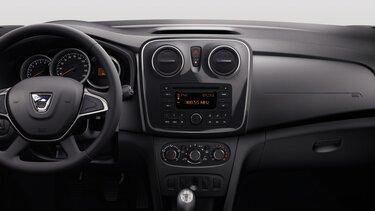 Sandero équipement - Dacia Plug&Radio