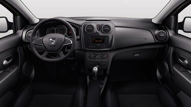 Dacia Sandero - Equipment