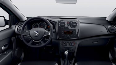 Sandero - Interior equipment