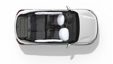 Airbags de Sandero