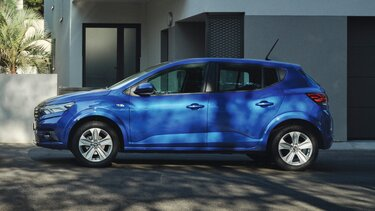 Dacia All-New Sandero
