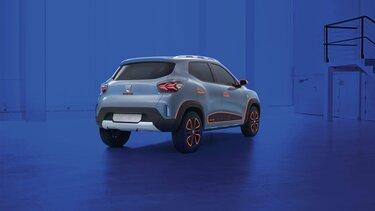 Showcar Dacia SPRING
