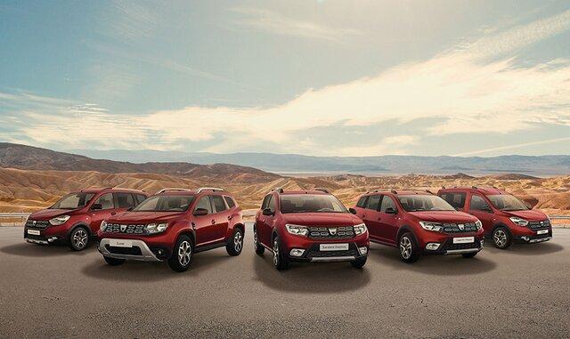 Dacia introduceert de nieuwe Série Limitée Tech Road
