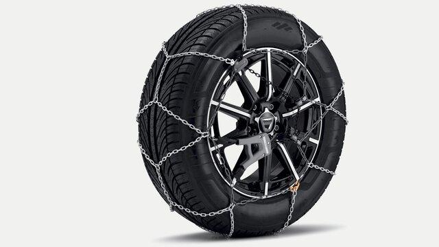 Nú 10% korting op alle Dacia sneeuwkettingen