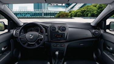 Dacia - Reparatie voorruit