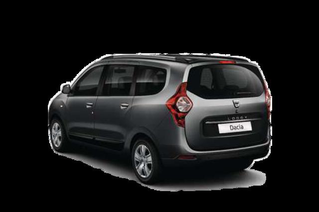 Dacia Lodgy grijs