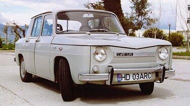 Dacia eerste auto uit 1966
