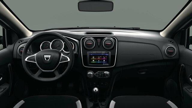 Dacia Logan MCV Stepway Techroad - Interieur van de auto