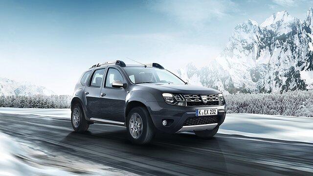 Dacia Winter