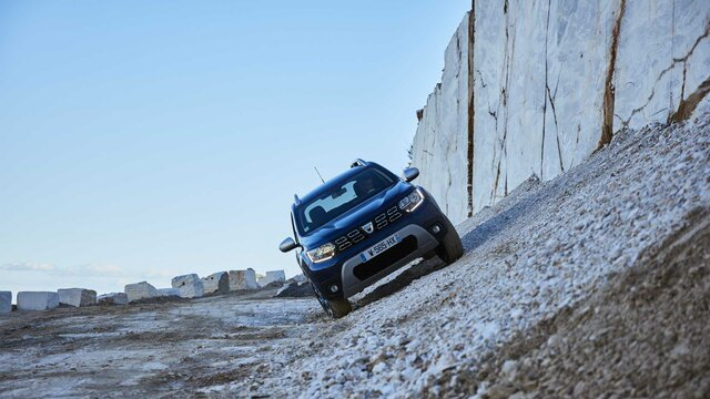Dacia Duster off-road