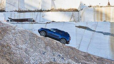 Dacia Duster off-road terrein