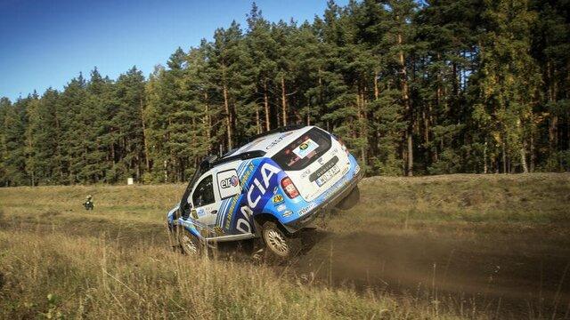 Dacia Duster ELF Cup 2018 - Aktualności - Dacia Polska