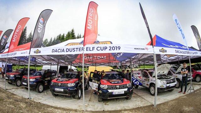 Trzeci sezon Dacia Duster Elf Cup - Aktualności - Dacia Polska