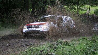 Trzeci sezon Dacia Duster Elf Cup
