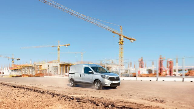 Leasing- Finansowanie - Dacia